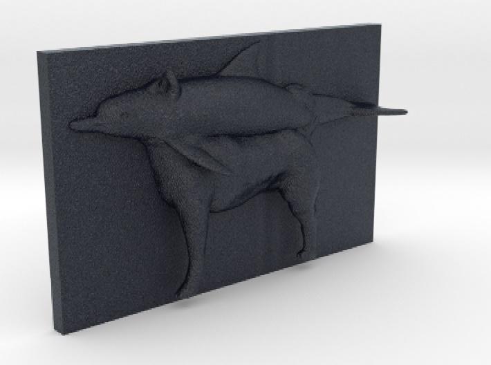 DolphinDog-Caricature-001