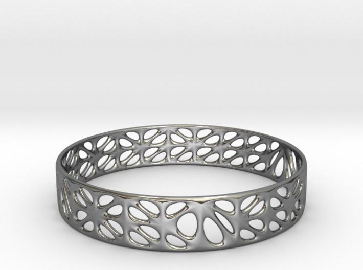 Voronoi-Dodecagonal-Bracelet-001b